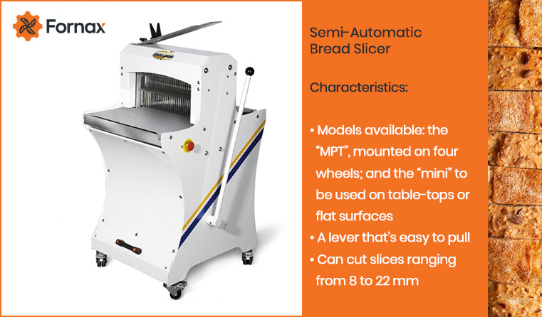 bread slicer bakery pastry
