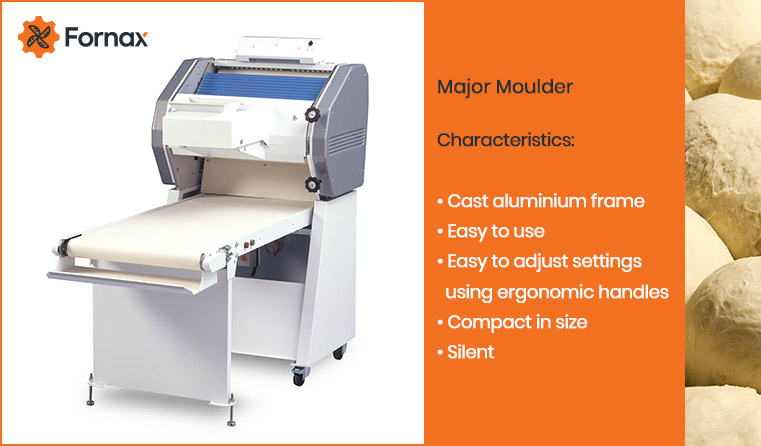 moulder for bakeries pastries
